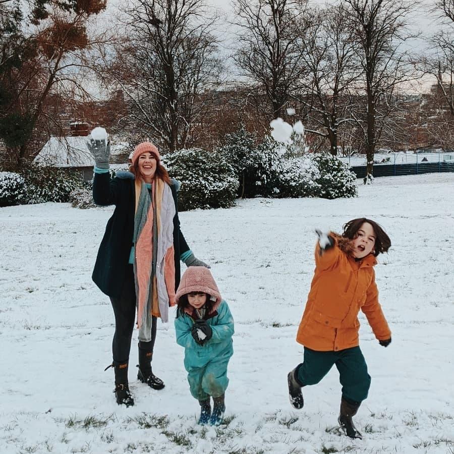 Bristol in the snow 3