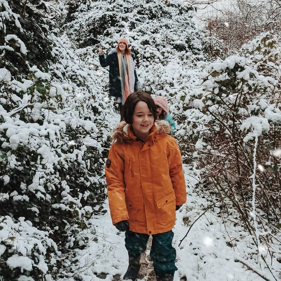 Bristol in the snow 4