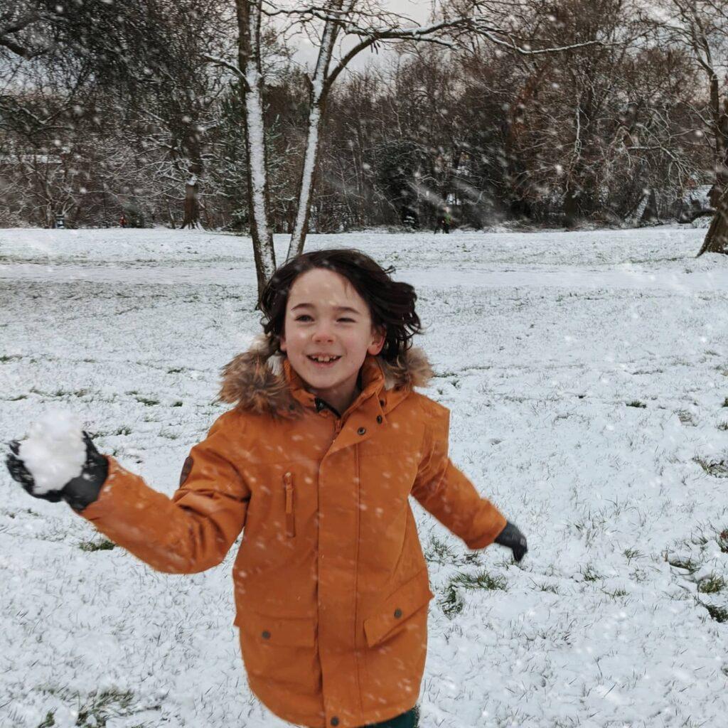 snow day bristol