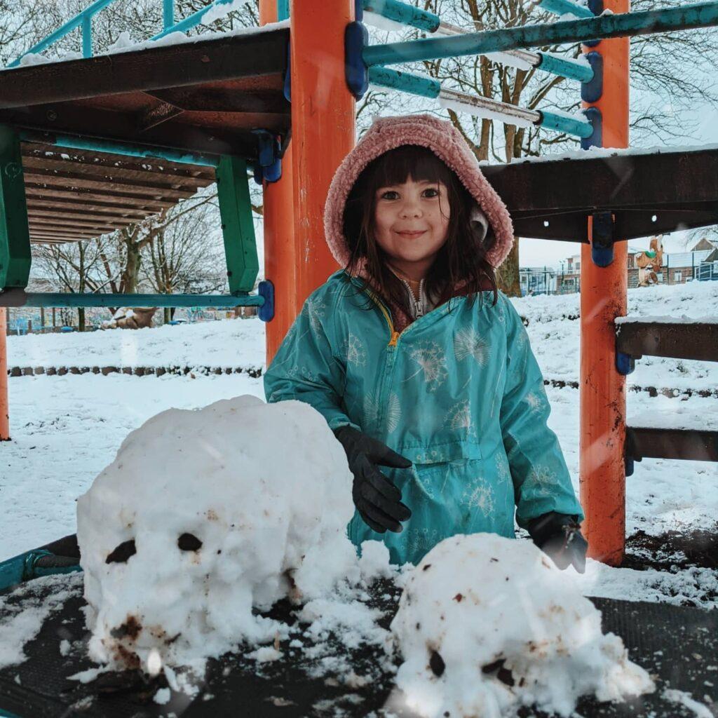 Bristol in the snow 7